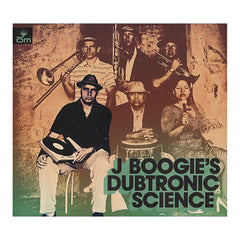 J-Boogie's Dubtronic Science - 'Under Cover' [CD]
