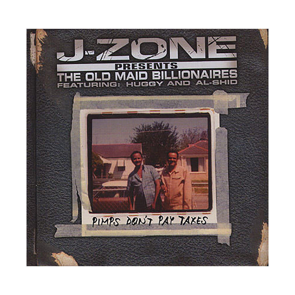 <!--2001122139-->J-Zone - 'County Check Pimpin'' [Streaming Audio]