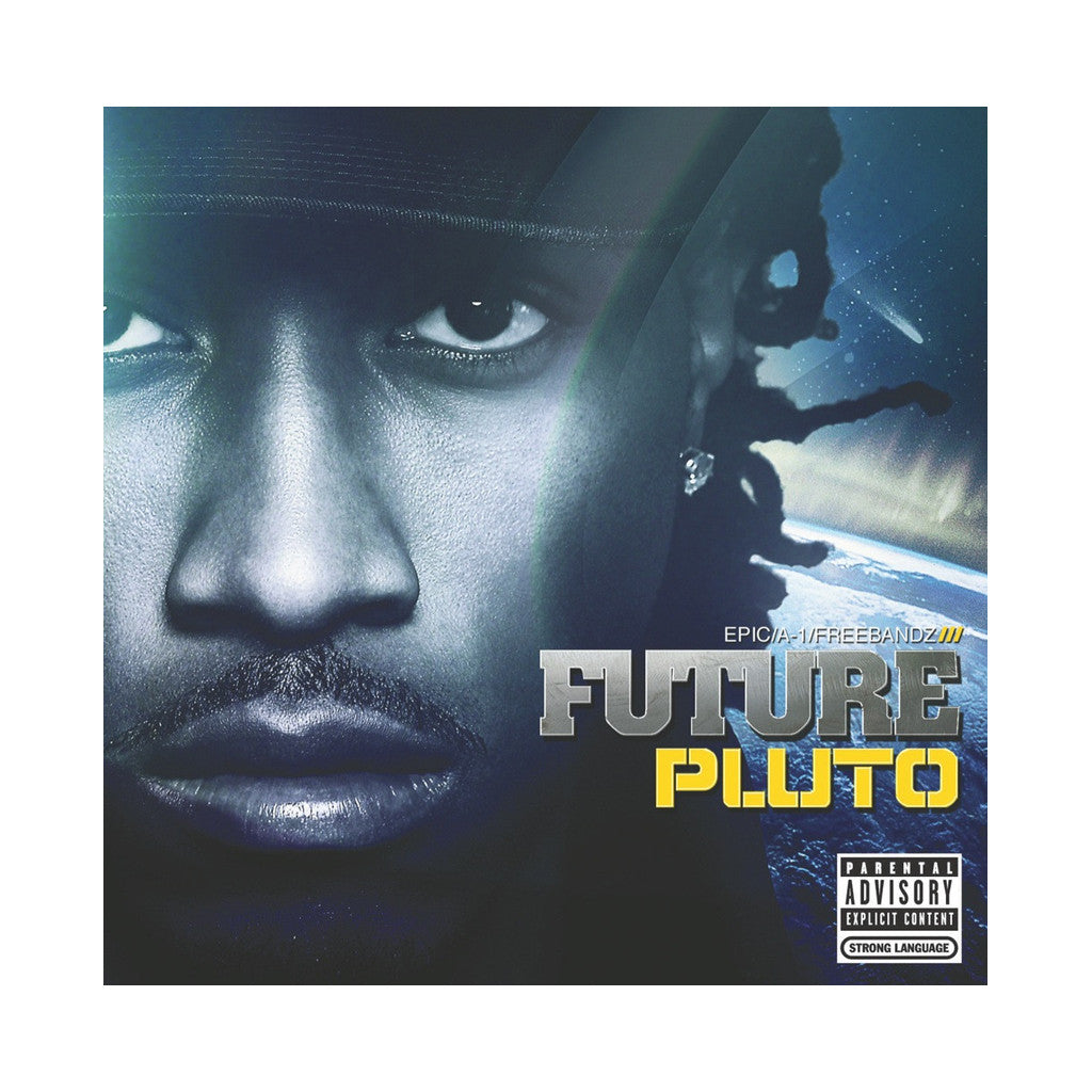 Future - 'Pluto' [(Black) Vinyl [2LP]]