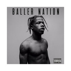 Marty Baller - 'Baller Nation' [(White) Vinyl LP]