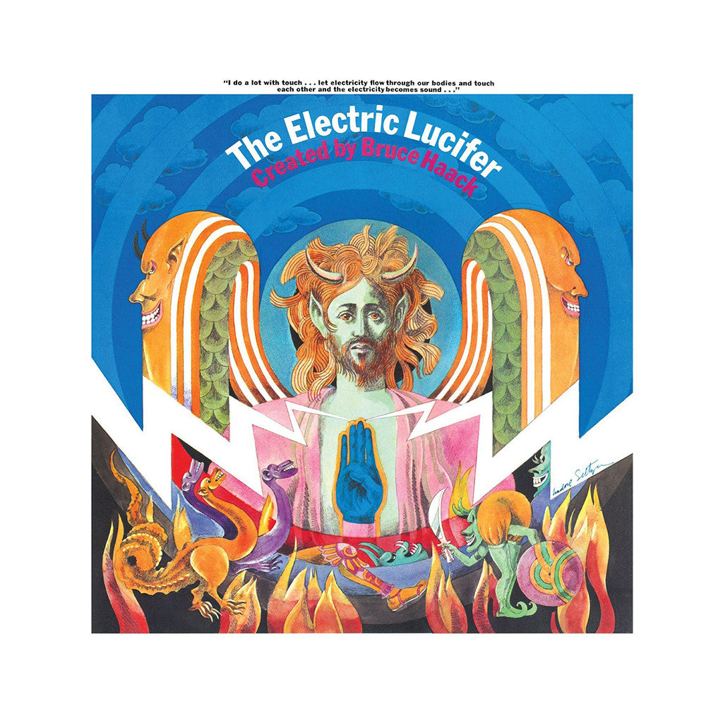 <!--020070619004367-->Bruce Haack - 'The Electric Lucifer' [CD]