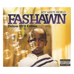 <!--120100420021010-->Fashawn w/ Exile - 'Boy Meets World (Deluxe Edition)' [CD]