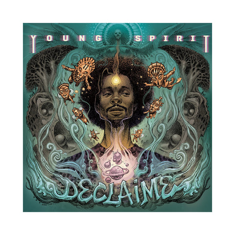 "[""Declaime - 'Young Spirit' [(Black) Vinyl LP]""]"