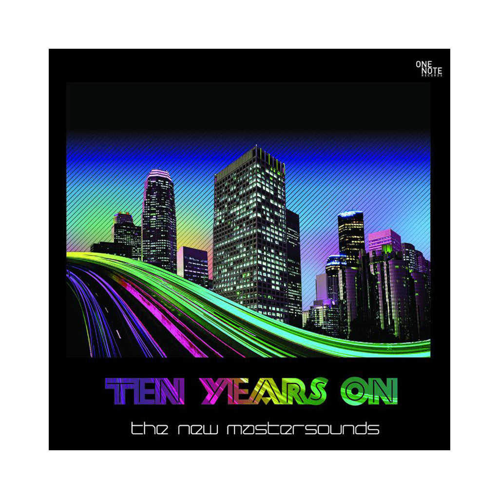 The New Mastersounds - 'Ten Years On' [CD]