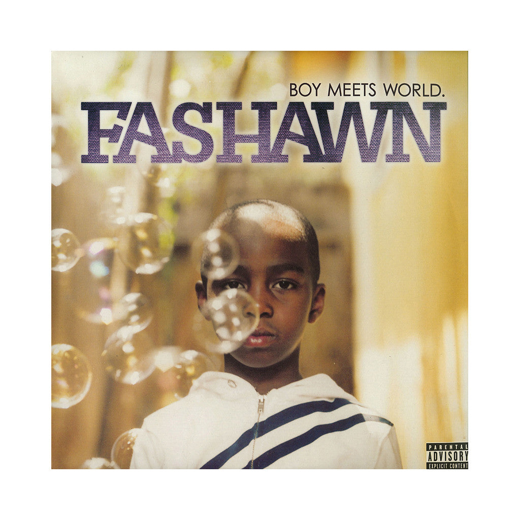 <!--2010020221-->Fashawn w/ Exile - 'Boy Meets World' [(Purple) Vinyl [2LP]]