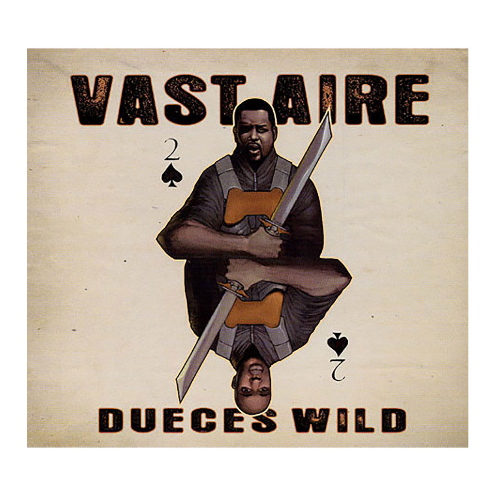 <!--020080624013853-->Vast Aire - 'Dueces Wild' [CD]