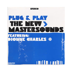 The New Mastersounds - 'Plug & Play' [(Black) Vinyl LP]