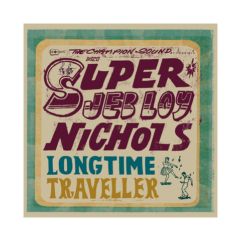 Jeb Loy Nichols - 'Long Time Traveller' [CD [2CD]]