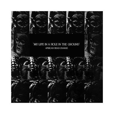 African Head Charge - 'My Life In A Hole In The Ground' [(Black) Vinyl LP]