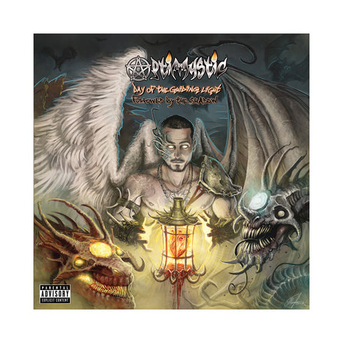 OptiMystic - 'Day of the Guiding Light... Followed by the Shadow' [CD [2CD]]
