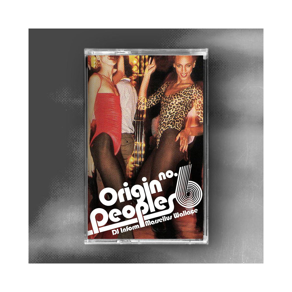 DJ Inform / Marsellus Wallace - 'Origin Peoples # 6' [Cassette Tape]