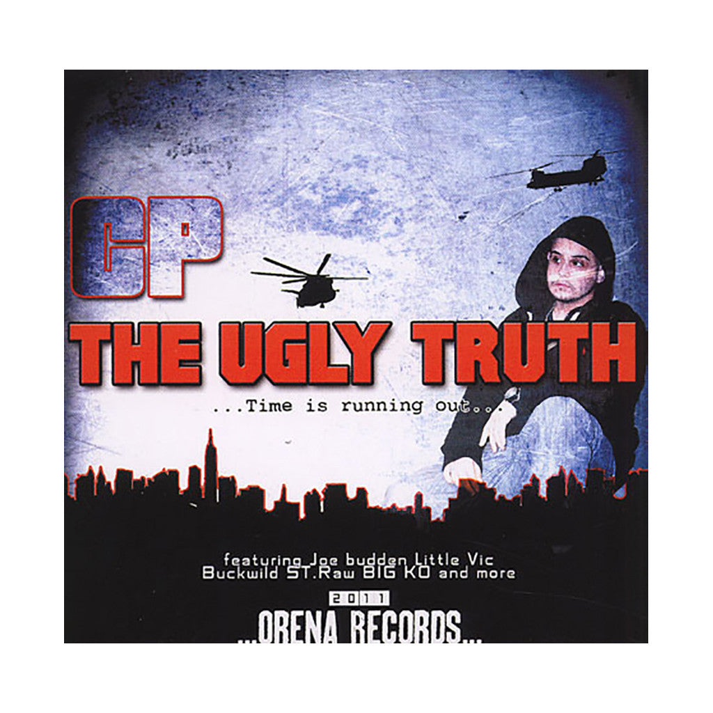 CP w/ Little Vic - 'The Ugly Truth' [CD]