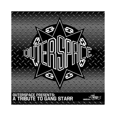 Outerspace Presents (Mixed By: SatOne) - 'A Tribute To Gang Starr' [CD]