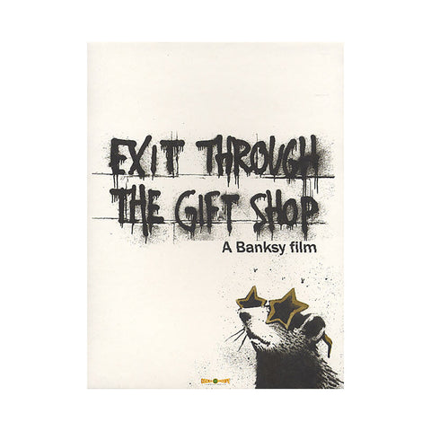"[""Banksy - 'Exit Through The Gift Shop' [DVD]""]"