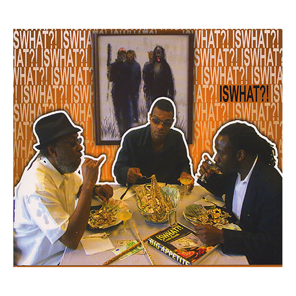 <!--2010020909-->Iswhat!? - 'Big Appetite' [CD]