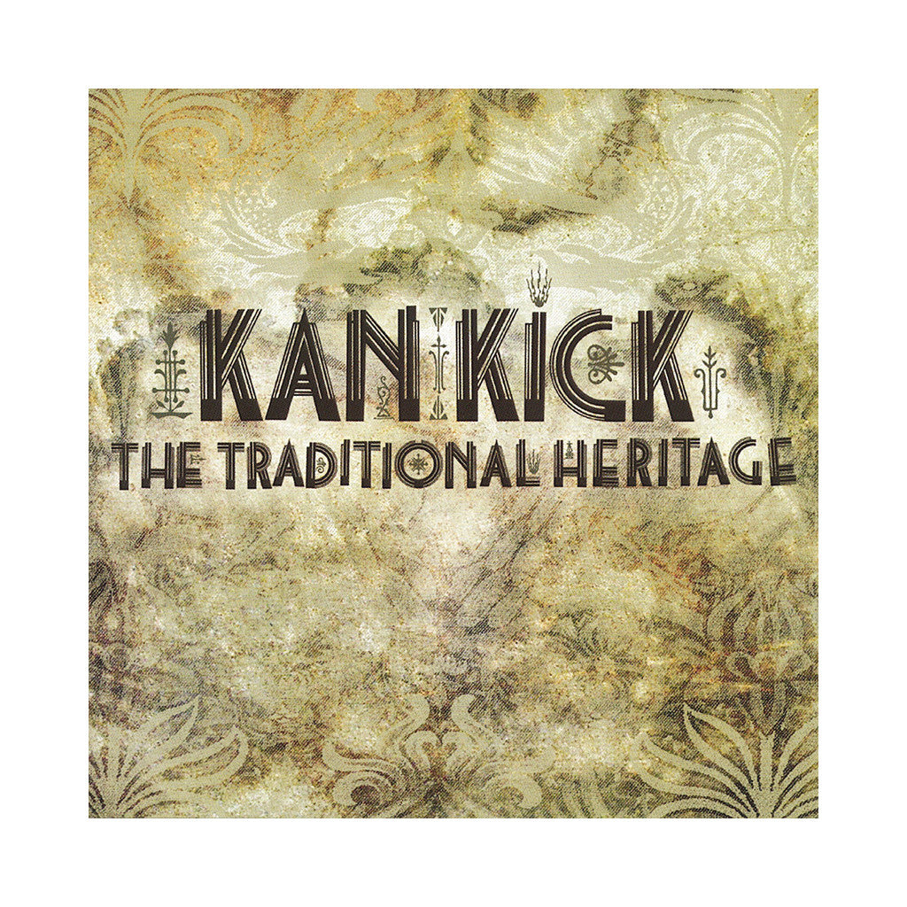 <!--020130226054143-->Kankick - 'The Traditional Heritage' [CD]