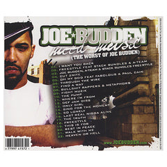 <!--120060124012926-->Joe Budden - 'Mood Music (The Worst Of Joe Budden)' [CD]