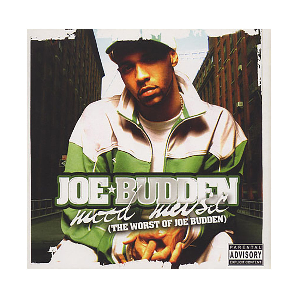 <!--2006012408-->Joe Budden - 'Mood Music (The Worst Of Joe Budden)' [CD]