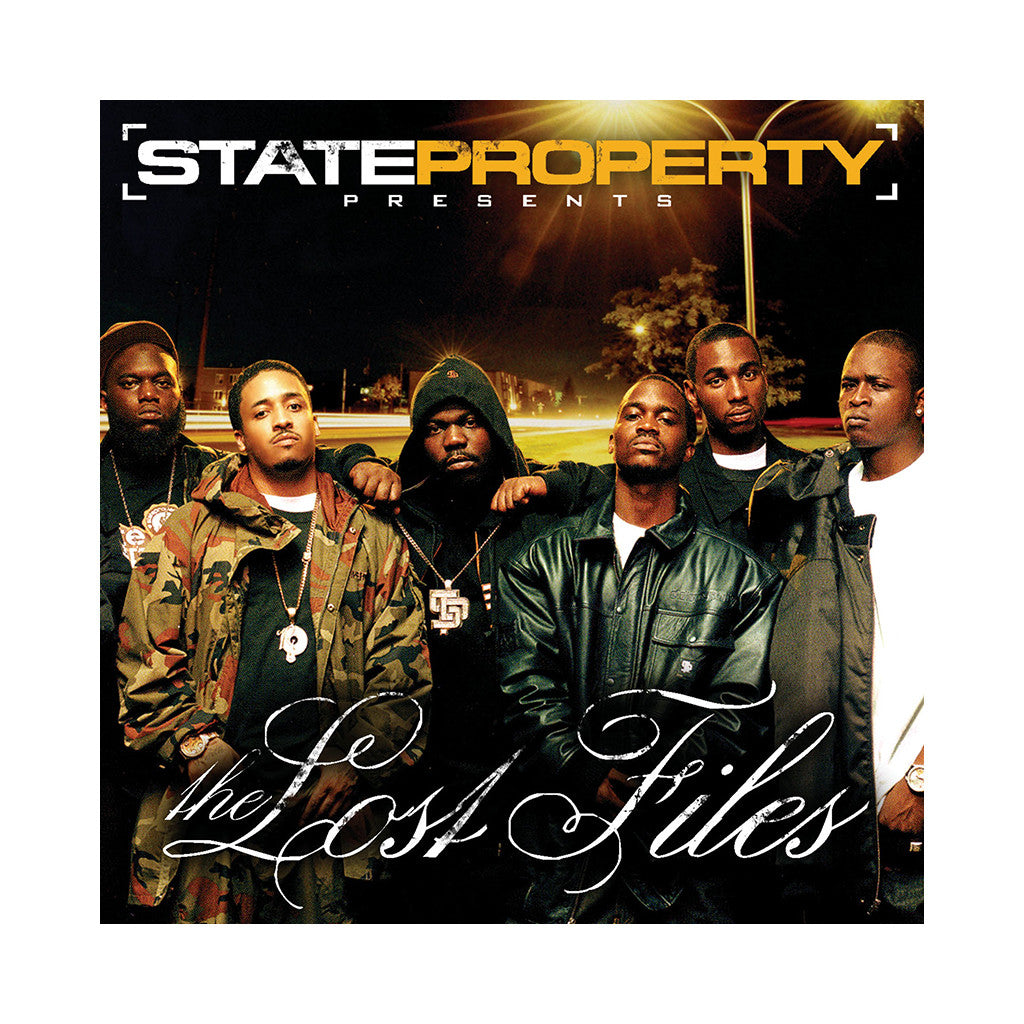 <!--020050802005502-->State Property - 'The Lost Files' [CD]