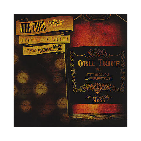 Obie Trice & MoSS - 'Special Reserve' [CD]