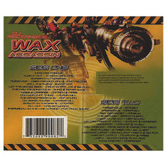 <!--019990101012326-->DJ Rectangle - 'Wax Assassin' [CD]