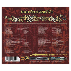 DJ Rectangle - 'Turntable Torture' [CD]