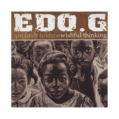 EDO.G - 'Wishful Thinking' [(Black) Vinyl [2LP]]