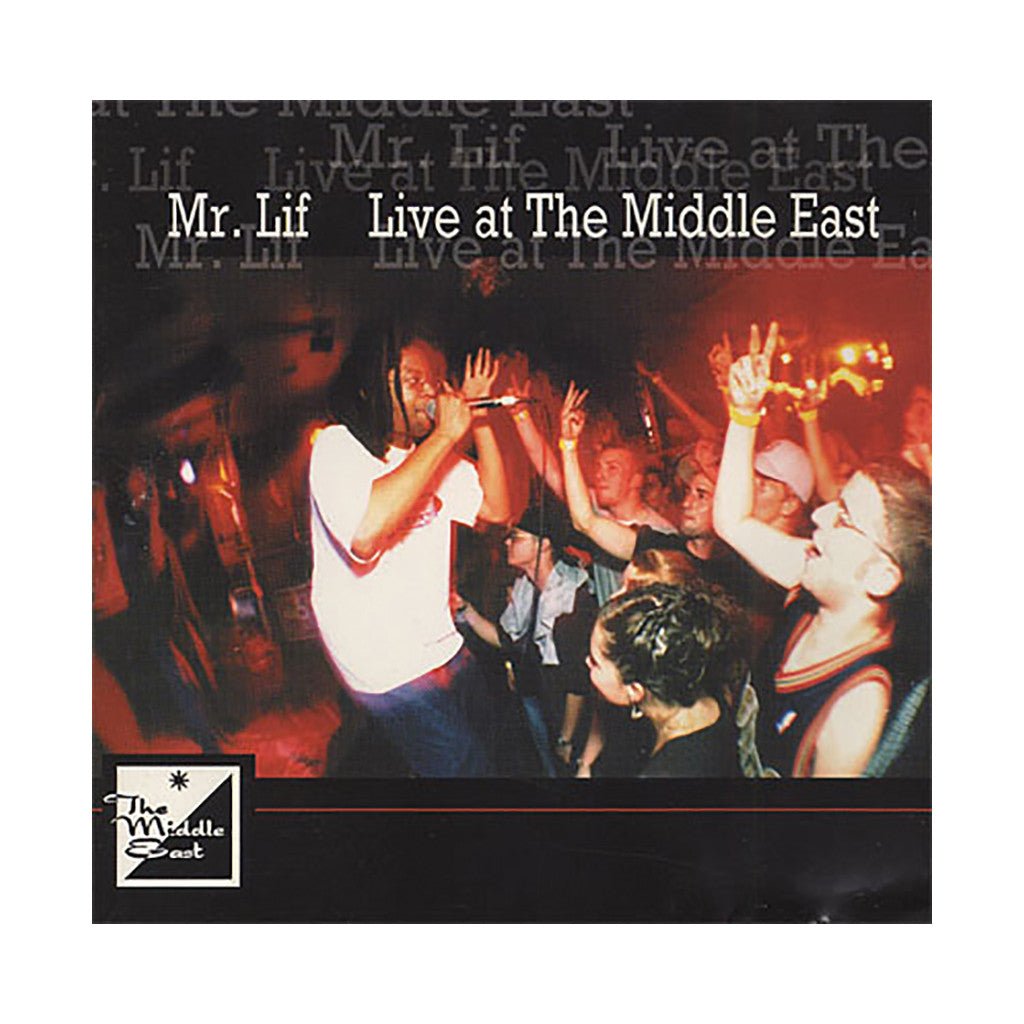 <!--2002022631-->Mr. Lif - 'Freestyle Session' [Streaming Audio]