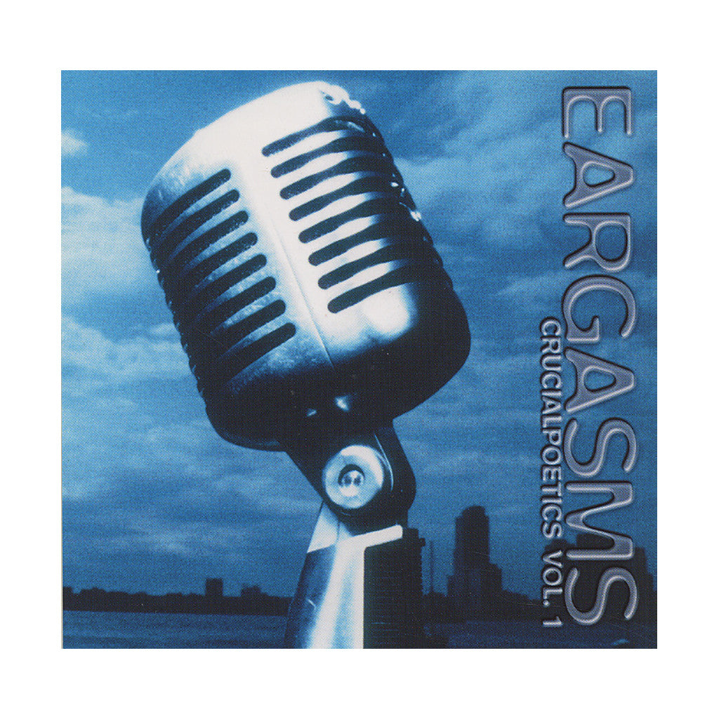 <!--019970318000484-->Various Artists - 'Eargasms (Crucialpoetics Vol. 1)' [CD]
