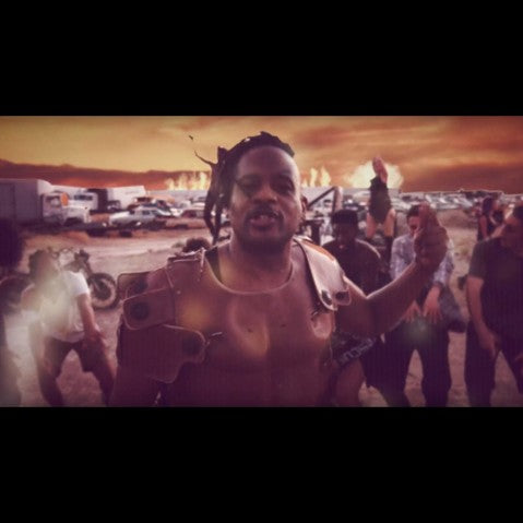 Open Mike Eagle - 'Happy Wasteland Day' [Video]