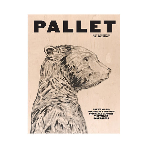 Pallet Magazine - 'Issue Two' [Magazine]