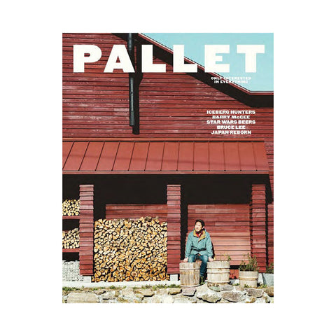 Pallet Magazine - 'Issue Three' [Magazine]