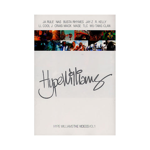 "[""Hype Williams - 'The Videos Vol. 1' [DVD]""]"