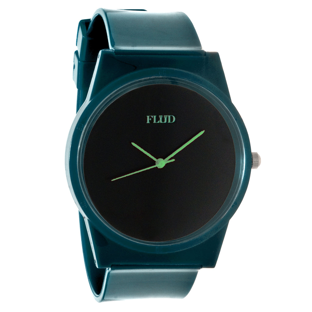 <!--020121002050108-->FLuD Watches - 'Pantone - Green/ Black' [(Green) Watch]