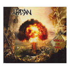 Arcsin - 'Wrath Of Man' [CD]