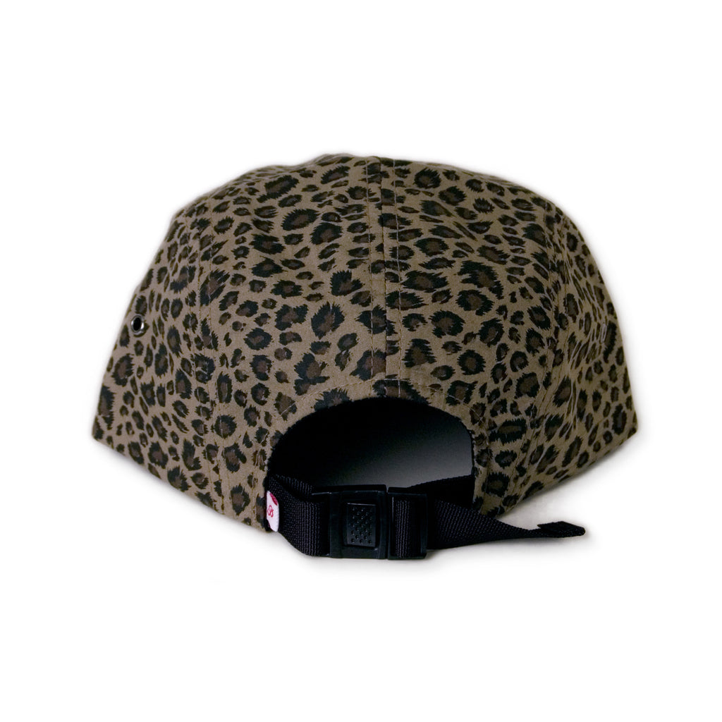 <!--020140226062770-->Primitive - 'GFL Cheetah' [(Light Brown) Five Panel Camper Hat]