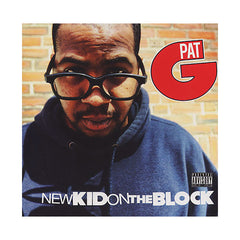 <!--2011090101-->Pat G - 'New Kid On The Block' [CD]