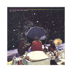 Ras G & The Afrikan Space Program - 'Ghetto Sci Fi' [(Black) Vinyl LP]