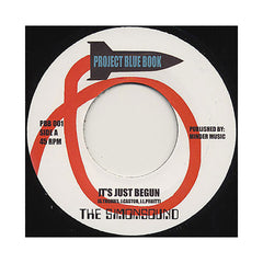 "<!--019000101017105-->The Simonsound - 'It's Just Begun/ Bad Love' [(Black) 7"" Vinyl Single]"