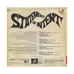 <!--020120228040839-->DJ Format - 'Statement Of Intent' [(Black) Vinyl [2LP]]