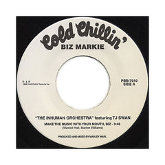 "<!--020100511021054-->Biz Markie b/w Big Daddy Kane - 'Make The Music With Your Mouth Biz b/w Just Rhymin With Biz' [(Black) 7"" Vinyl Single]"
