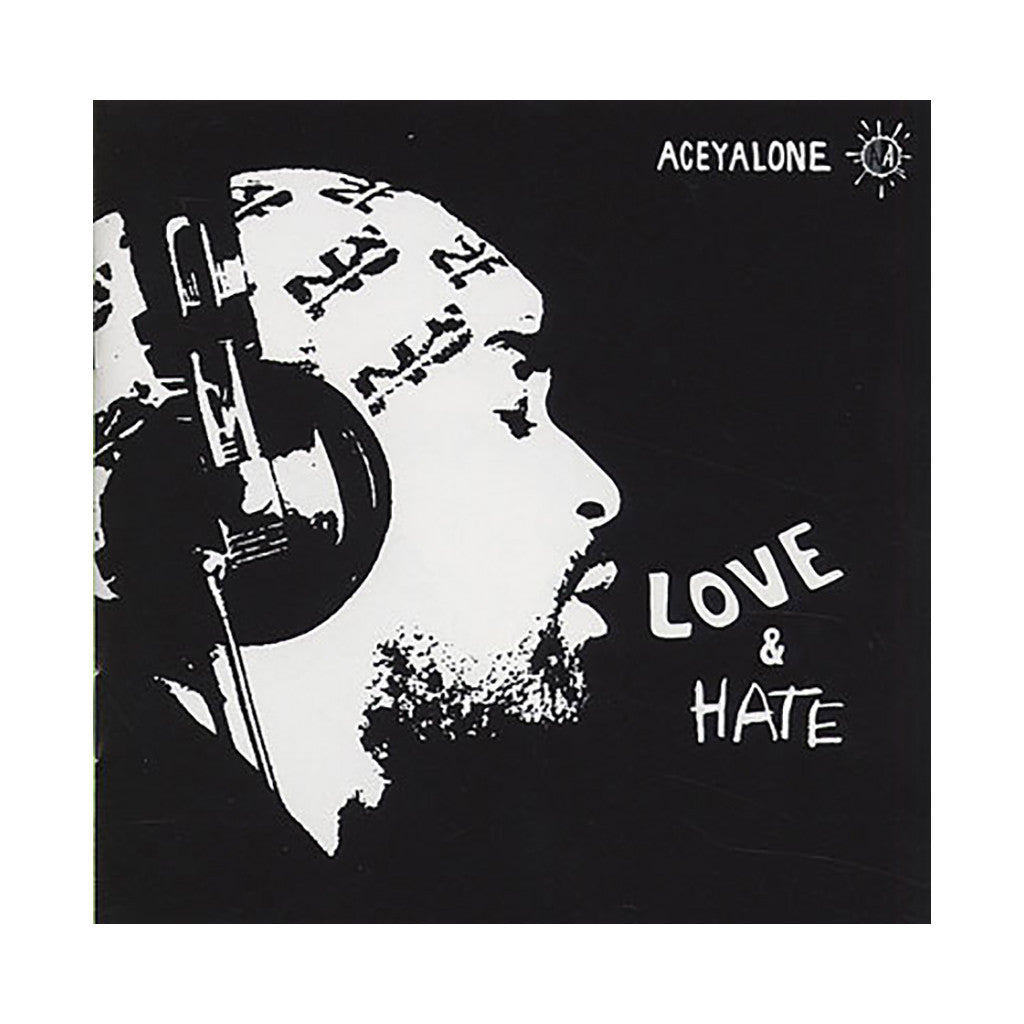Aceyalone - 'Love & Hate' [CD]