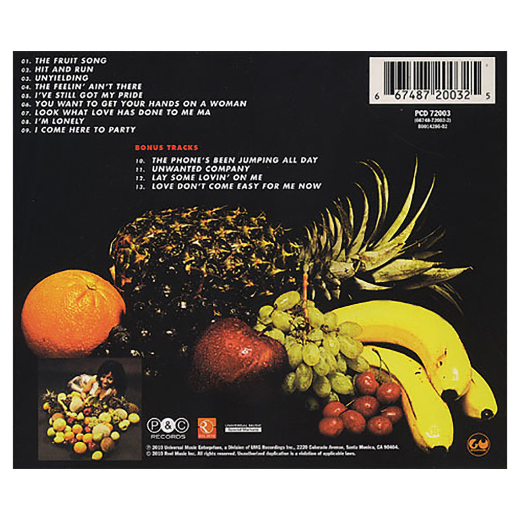 Jeannie Reynolds - 'Cherries, Bananas & Other Fine Things' [CD]