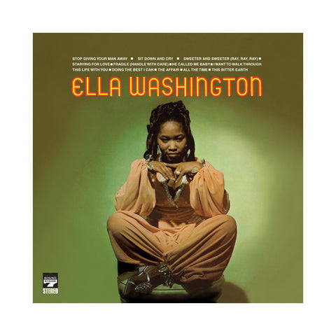 "[""Ella Washington - 'Ella Washington' [CD]""]"