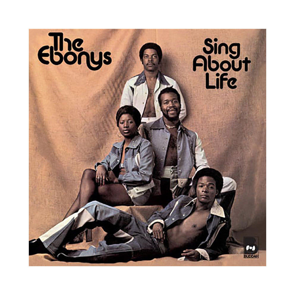 Ebonys - 'Sing About Life' [CD]