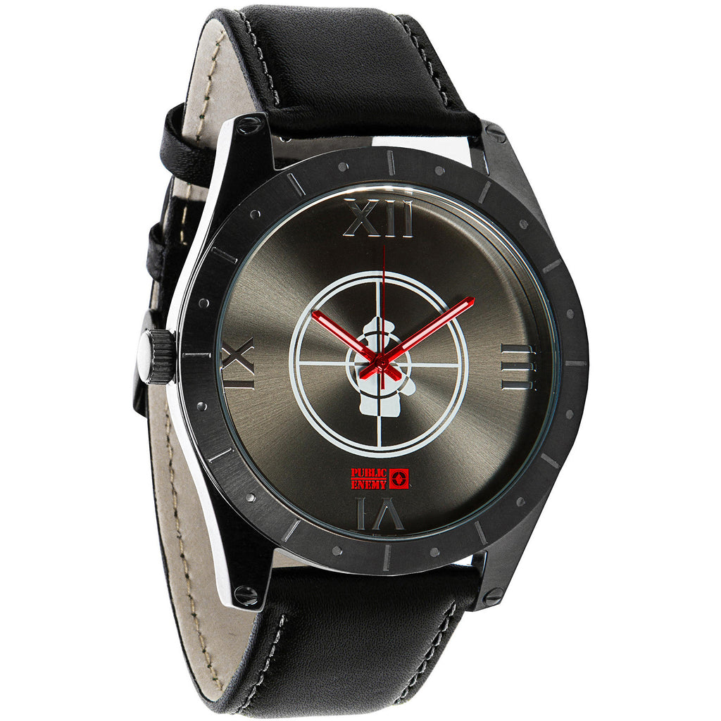 <!--020130924060020-->FLuD Watches x Public Enemy - 'Big Ben - Public Enemy' [(Gunmetal) Watch]