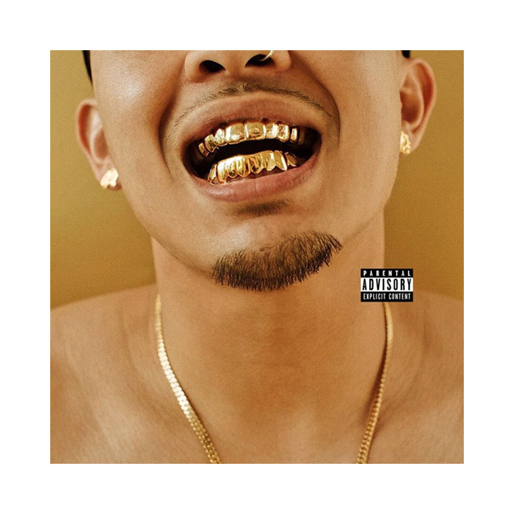 P-Lo - 'More Than Anything' [CD]