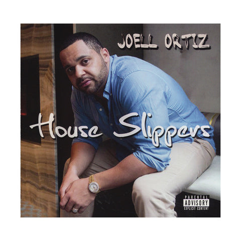 Joell Ortiz - 'House Slippers' [CD]