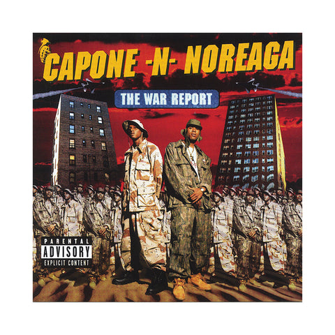 Capone -N- Noreaga - 'The War Report' [CD]