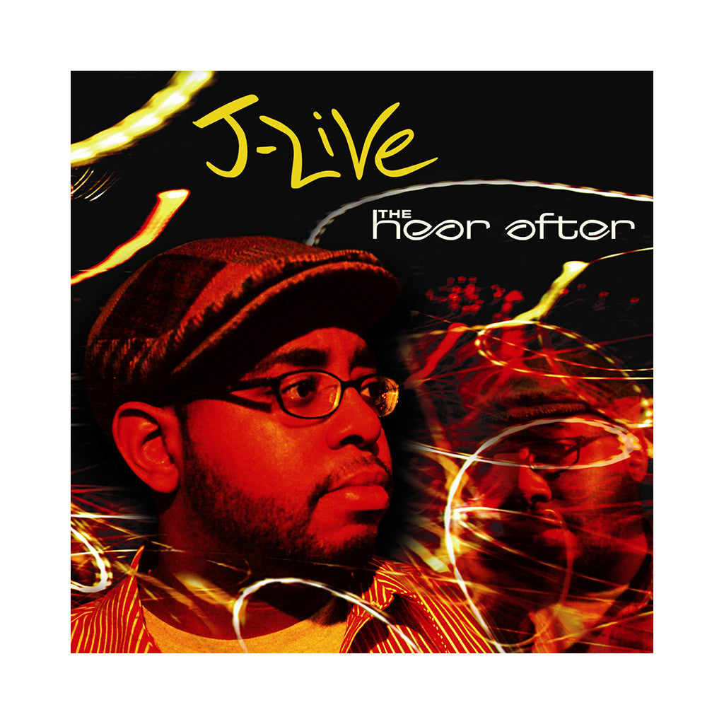 J-Live - 'The Hear After' [CD]